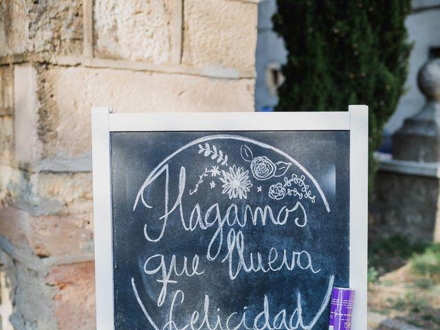 La boda de Alberto y Laura en Ayllon, Segovia 96