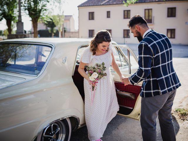 La boda de Alberto y Laura en Ayllon, Segovia 101