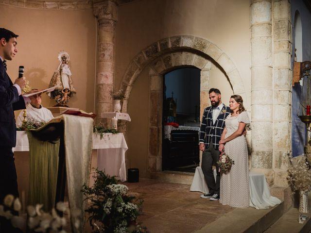 La boda de Alberto y Laura en Ayllon, Segovia 104