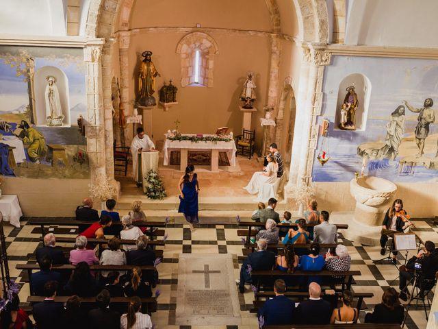La boda de Alberto y Laura en Ayllon, Segovia 105