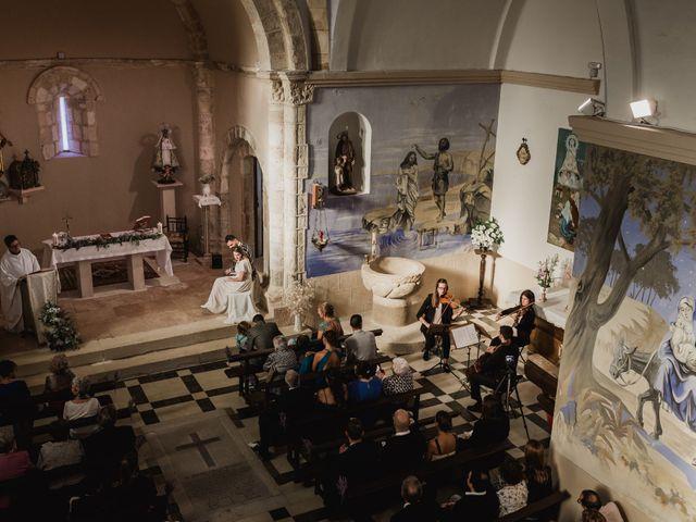 La boda de Alberto y Laura en Ayllon, Segovia 106