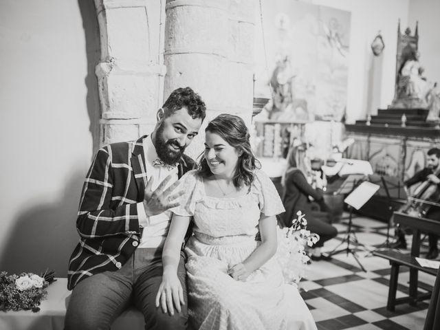 La boda de Alberto y Laura en Ayllon, Segovia 111