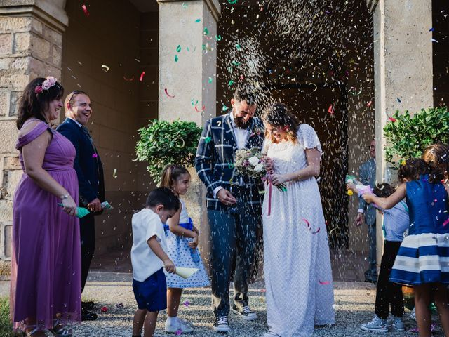 La boda de Alberto y Laura en Ayllon, Segovia 114