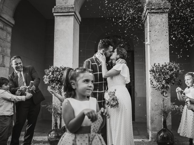 La boda de Alberto y Laura en Ayllon, Segovia 116