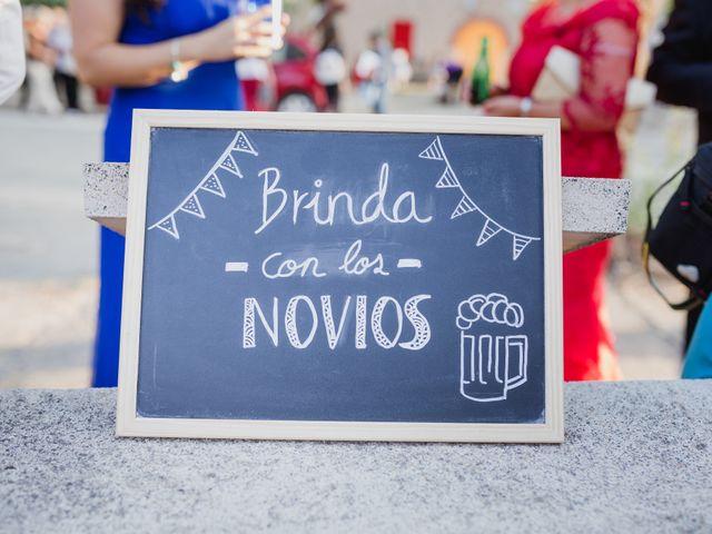La boda de Alberto y Laura en Ayllon, Segovia 120