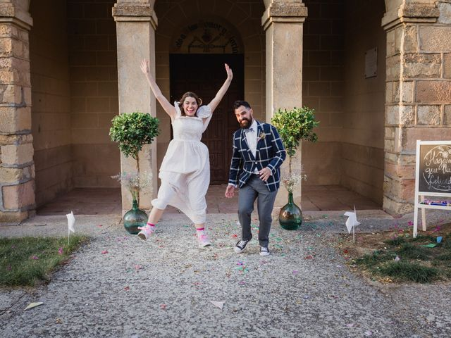 La boda de Alberto y Laura en Ayllon, Segovia 127