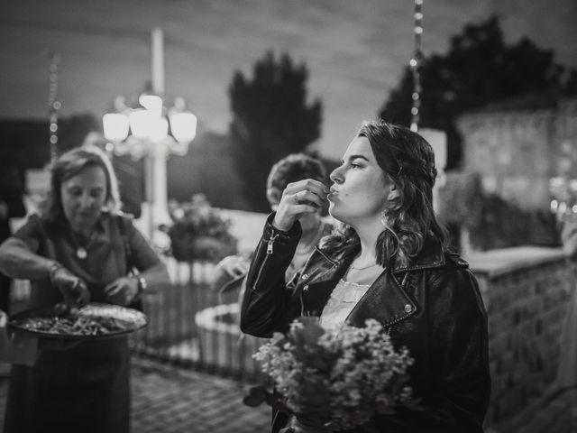 La boda de Alberto y Laura en Ayllon, Segovia 136