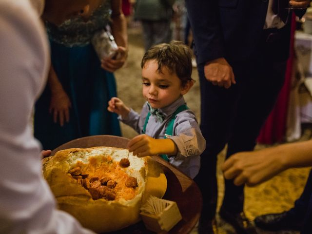La boda de Alberto y Laura en Ayllon, Segovia 138