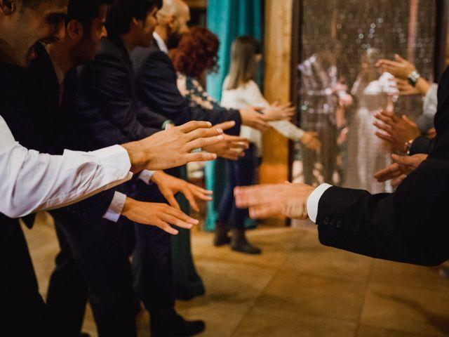 La boda de Alberto y Laura en Ayllon, Segovia 141