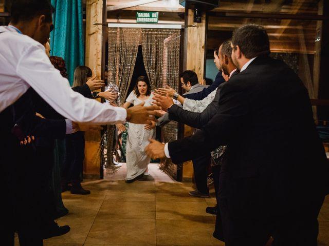 La boda de Alberto y Laura en Ayllon, Segovia 142