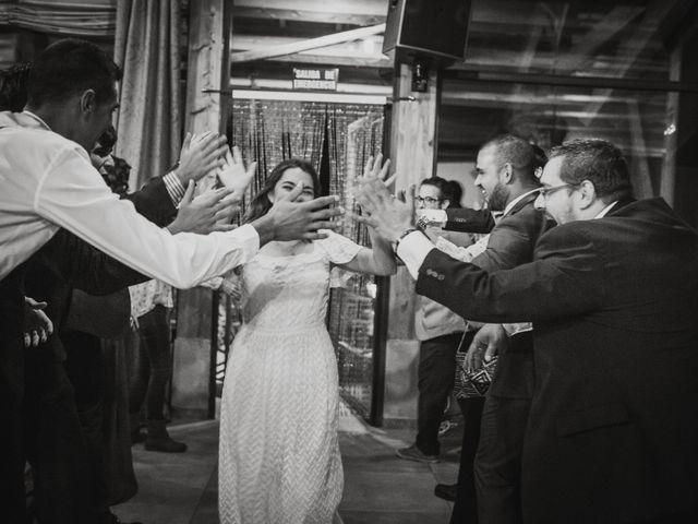 La boda de Alberto y Laura en Ayllon, Segovia 143