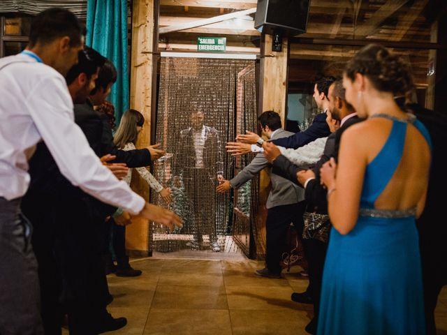 La boda de Alberto y Laura en Ayllon, Segovia 144