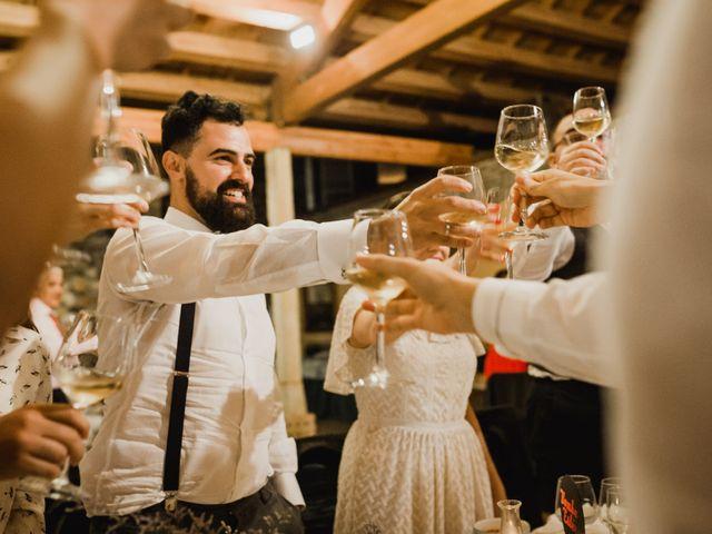 La boda de Alberto y Laura en Ayllon, Segovia 151
