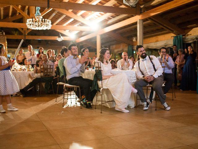 La boda de Alberto y Laura en Ayllon, Segovia 163