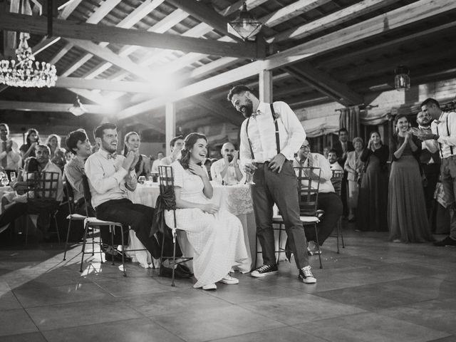 La boda de Alberto y Laura en Ayllon, Segovia 164