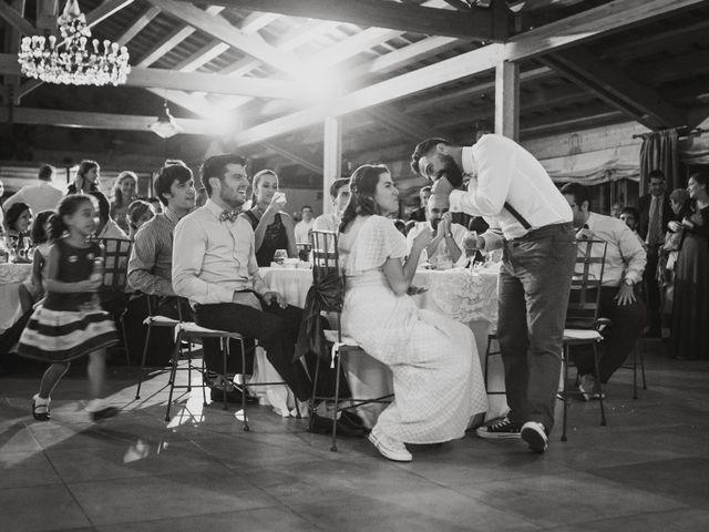 La boda de Alberto y Laura en Ayllon, Segovia 165