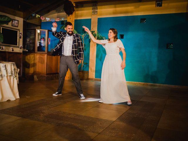 La boda de Alberto y Laura en Ayllon, Segovia 167