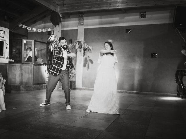 La boda de Alberto y Laura en Ayllon, Segovia 168