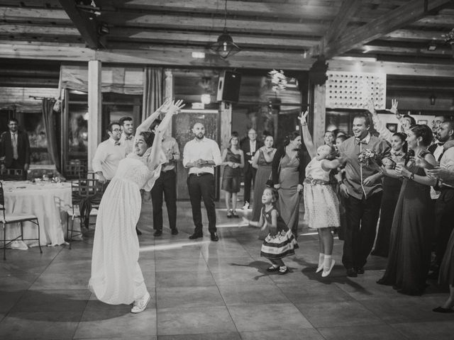 La boda de Alberto y Laura en Ayllon, Segovia 171