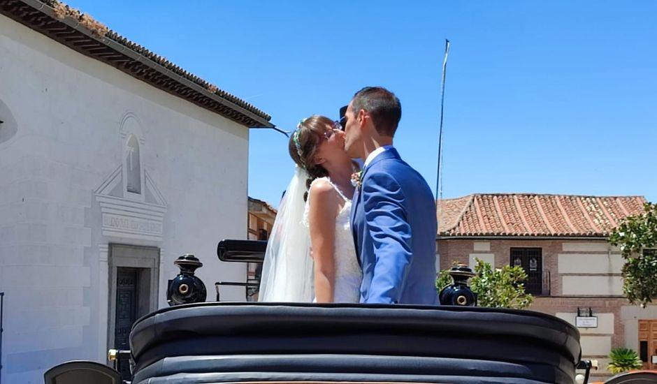 La boda de Iván y Tania en Navalcarnero, Madrid