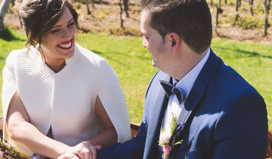 La boda de Neme y Raquel en Ribadavia, Orense