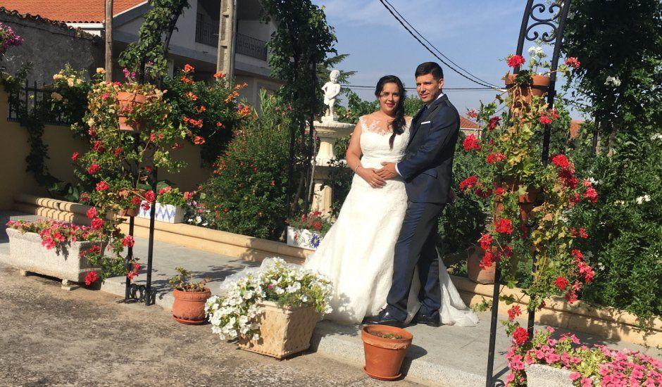 La boda de Javier y Virginia en Salamanca, Salamanca