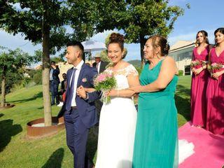 La boda de Yudy y Javier 1