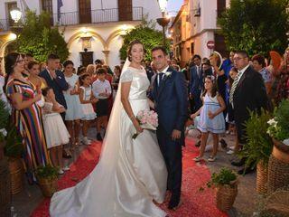 La boda de M Carmen y Ivan