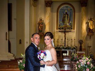 La boda de María Del Carmen MorenO y Alfonso 1