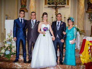 La boda de María Del Carmen MorenO y Alfonso