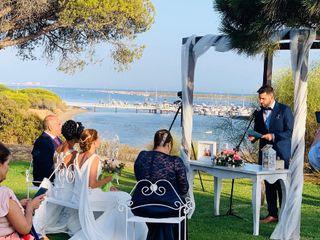 La boda de María  y Cristina