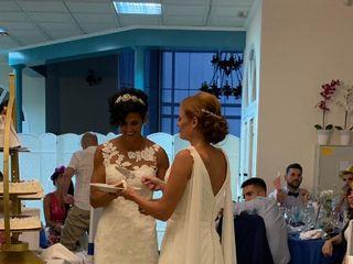 La boda de María  y Cristina  2