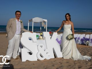 La boda de Sonia y Kike
