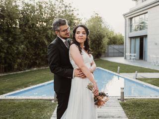 La boda de Sara y Guillem