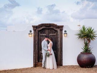La boda de Conny y Udo
