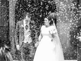 La boda de Charo y Rafa