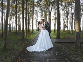 La boda de Irene y Grabriel