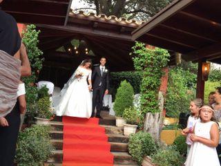 La boda de Judith y Sergio 1