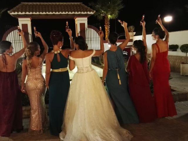 La boda de Desirée  y Antonio  en Sevilla, Sevilla 16