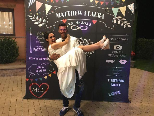 La boda de Matthew  y Laura