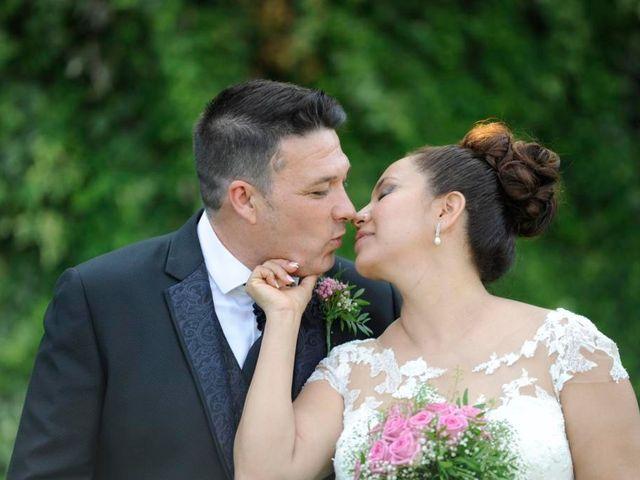 La boda de Yudy y Javier