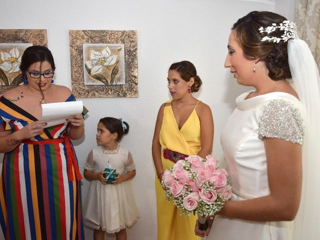 La boda de Ivan y M Carmen en Andujar, Jaén 6