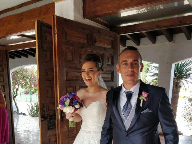 La boda de Alfonso y María Del Carmen MorenO en Fuente Alamo, Córdoba 3