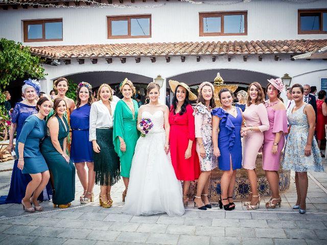 La boda de Alfonso y María Del Carmen MorenO en Fuente Alamo, Córdoba 1