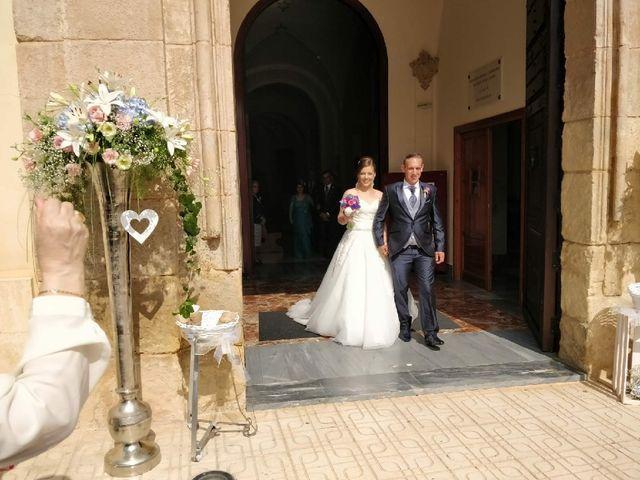 La boda de Alfonso y María Del Carmen MorenO en Fuente Alamo, Córdoba 7