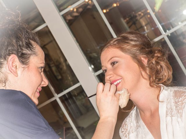 La boda de Sergio y Silvia en Romanones, Guadalajara 4