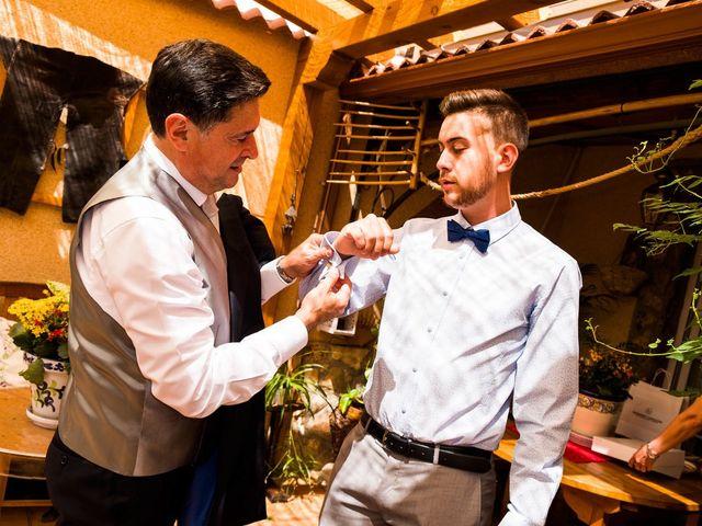La boda de Sergio y Silvia en Romanones, Guadalajara 7