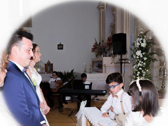 La boda de Sergio y Silvia en Romanones, Guadalajara 15