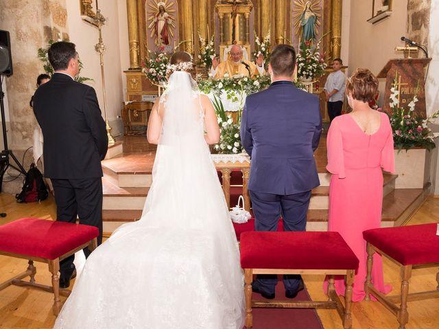 La boda de Sergio y Silvia en Romanones, Guadalajara 18