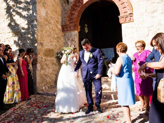 La boda de Sergio y Silvia en Romanones, Guadalajara 21